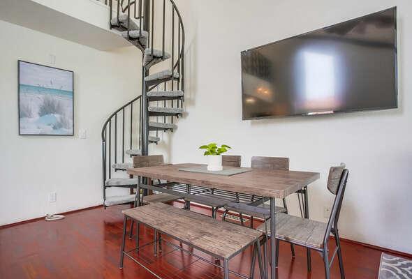 Dining Area - 2nd Floor
