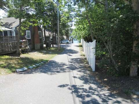 Deeded access to Pleasant Street Beach at the end of the lane - 24 Sea Mist Lane Chatham Cape Cod New England Vacation Rentals