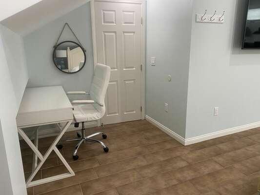Master Bedroom WFH Space - 3rd Floor