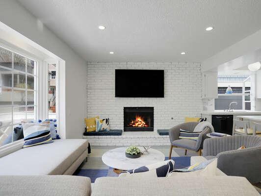 Professionally Designed Single-Family Home - 1st Floor