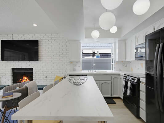 Kitchen - 1st Floor