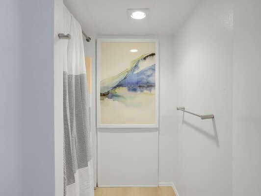 Full Bathroom in Garage - 1st Floor