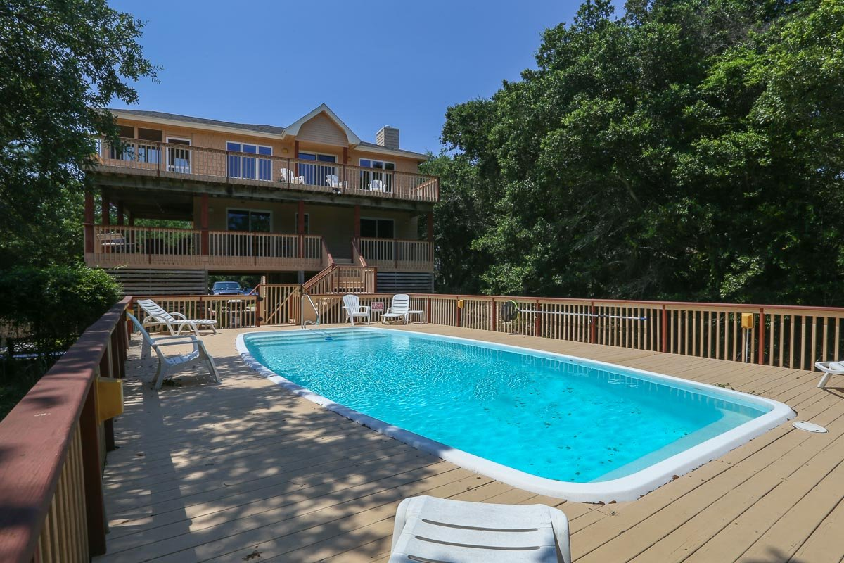 Outer Banks Vacation Rentals - 1352 - ANCHOR AWEIGH