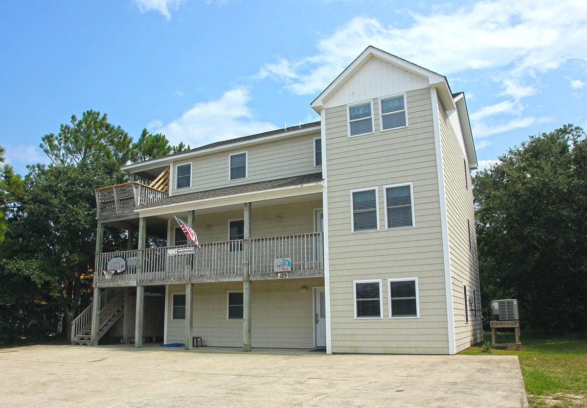 Outer Banks Vacation Rentals - 1349 - SPLASH INN