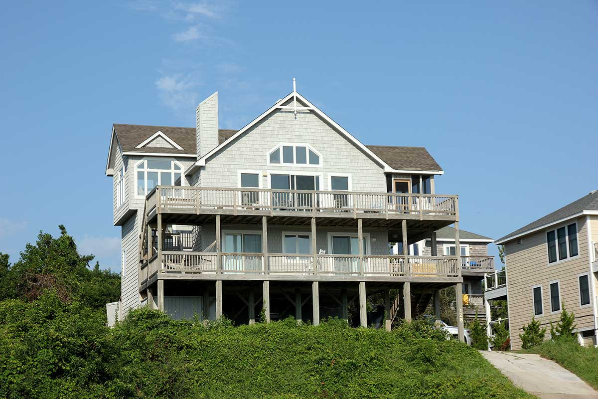 Outer Banks Vacation Rentals - 1350 - LOFTY VIEW