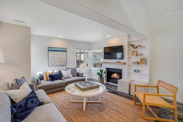 Living Room - Entry Level (2nd Floor)