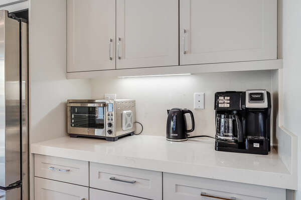 Fully Equipped Kitchen - 1st Floor