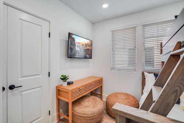 Guest Bedroom w/ Twin Over Full Bunk - 2nd Floor