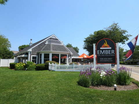 Ember coal fired pizza - Harwich Port - Cape Cod - New England Vacation Rentals