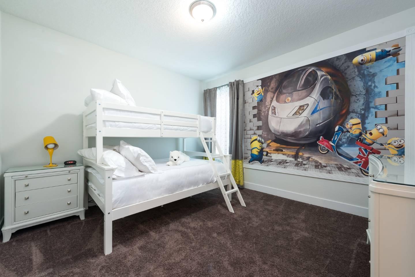 [amenities:kids-bedrooms:2] Kids Bedrooms