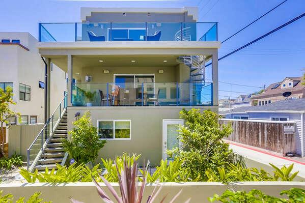 Exterior - Single-Family Home