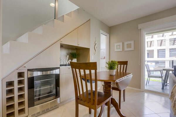Bistro Table - 2nd Floor