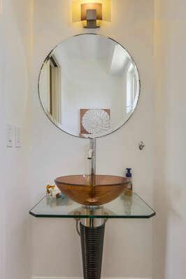 Half Bath - 2nd Floor