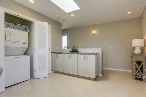 3rd Floor - Washer/Dryer