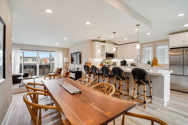 Dining & Kitchen - 3rd Floor