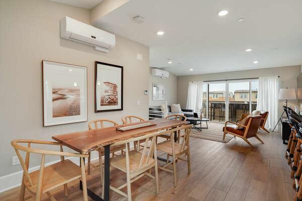 Living Area - 3rd Floor