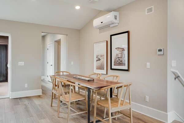 Beautiful Dining Table - 3rd Floor