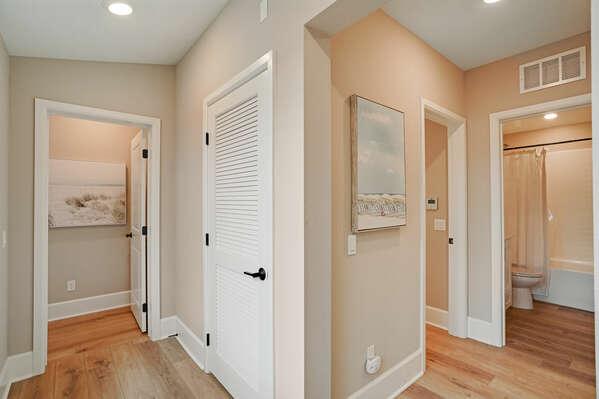 Hallway to Bedrooms - 3rd Floor
