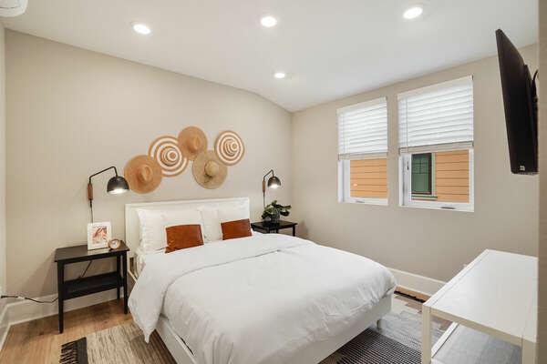 Guest Bedroom w/ Queen - 3rd Floor