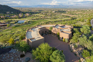 THE SUMMIT is our fabulous bi-level Fountain Hills/Scottsdale estate with panoramic views. Make your reservation now and start packing!