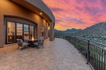 Welcome to THE SUMMIT, our newly listed Fountain Hills-Scottsdale home with impressive resort amenities and the most amazing mountain and golf views!