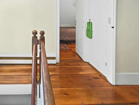 Entrance to Bedroom 2 from landing - 98 West Road Orleans Cape Cod New England Vacation Rentals