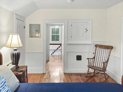 Entrance back to stair landing from Bedroom 4 - 98 West Road Orleans Cape Cod New England Vacation Rentals