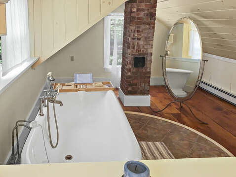 Luxurious Bathroom 2  - 98 West Road Orleans Cape Cod New England Vacation Rentals