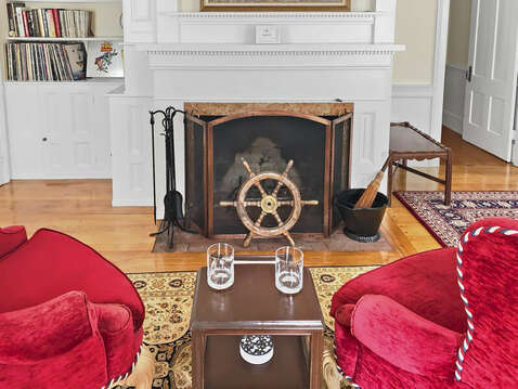 Perfect setting for a libation - 98 West Road Orleans Cape Cod New England Vacation Rentals