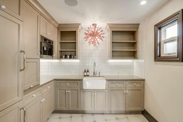 Kitchen off Twin Bedroom - 1st Floor