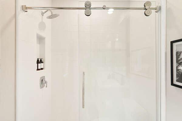 Master En-Suite Bathroom w/ Shower - 2nd Floor