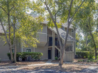 142 High Hammock Villa is a second story property with 2 bedrooms & 2 baths.